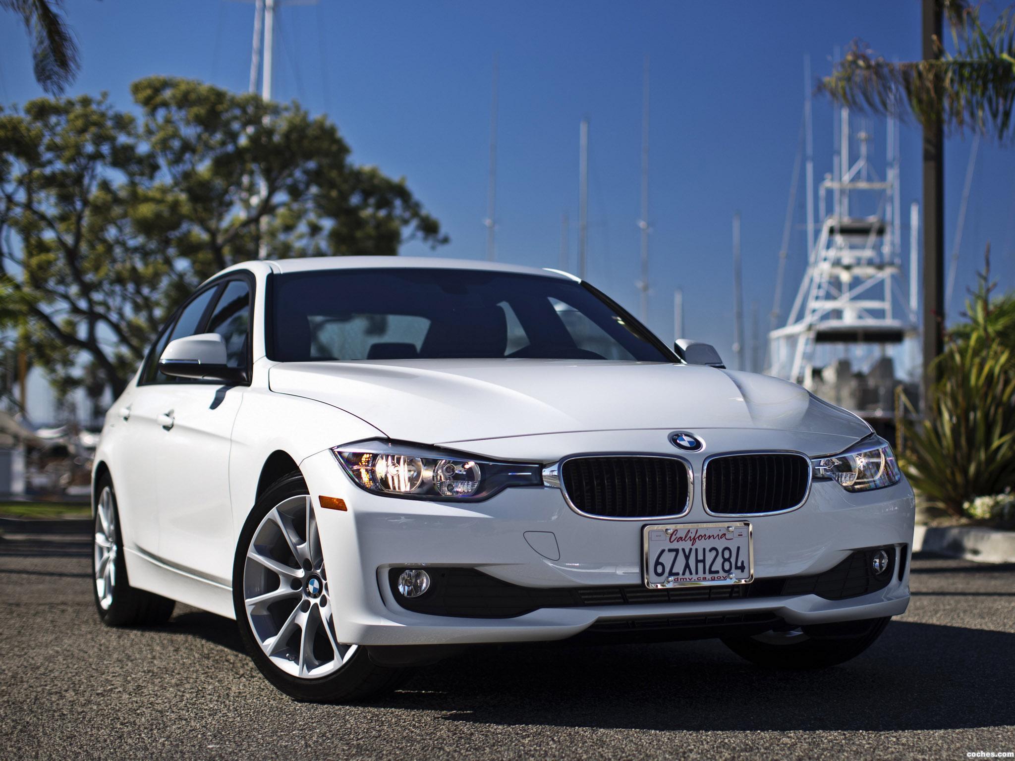 Foto 0 de BMW Serie 3 320i Sedan F30 USA 2013
