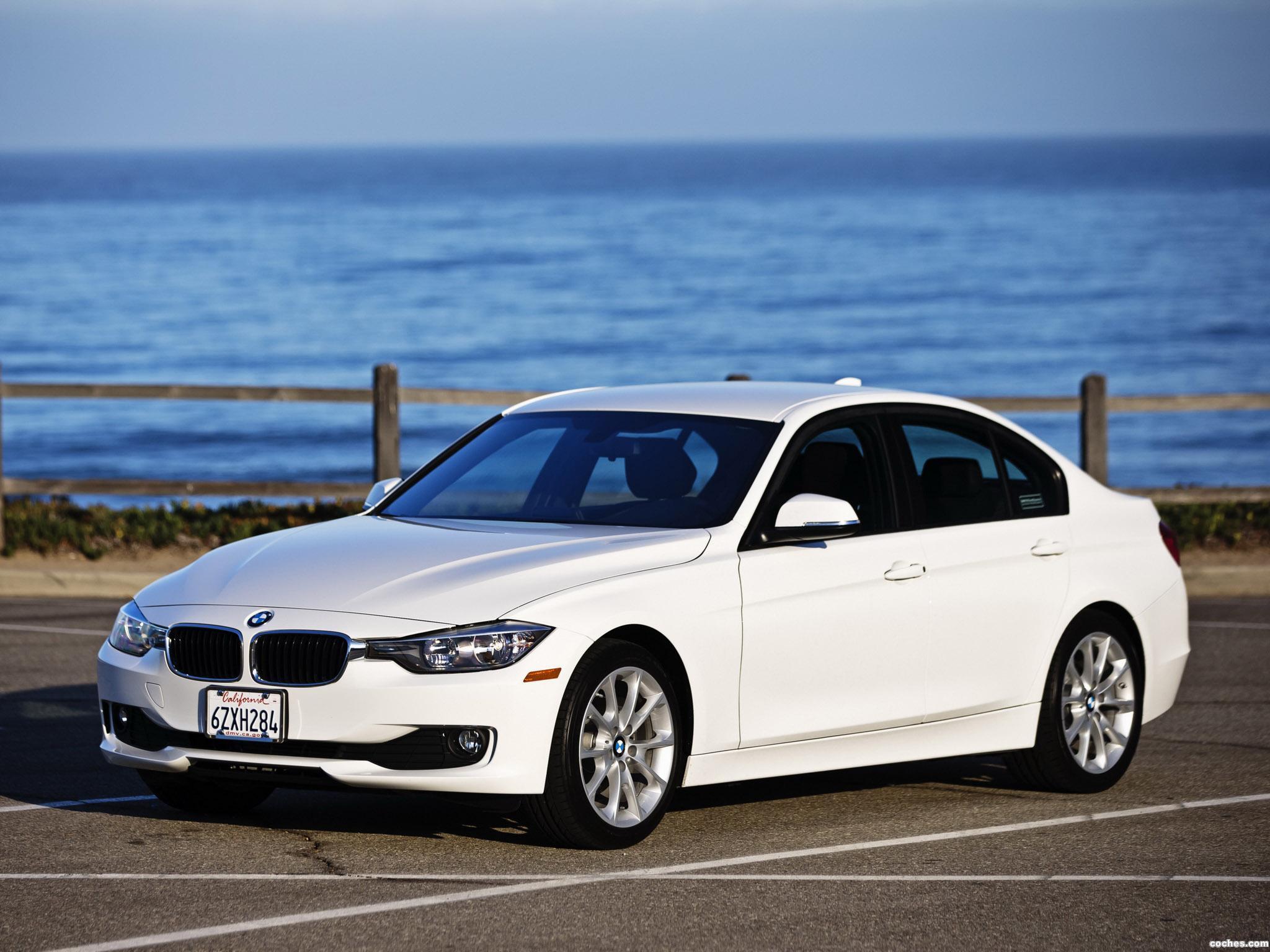 Foto 15 de BMW Serie 3 320i Sedan F30 USA 2013