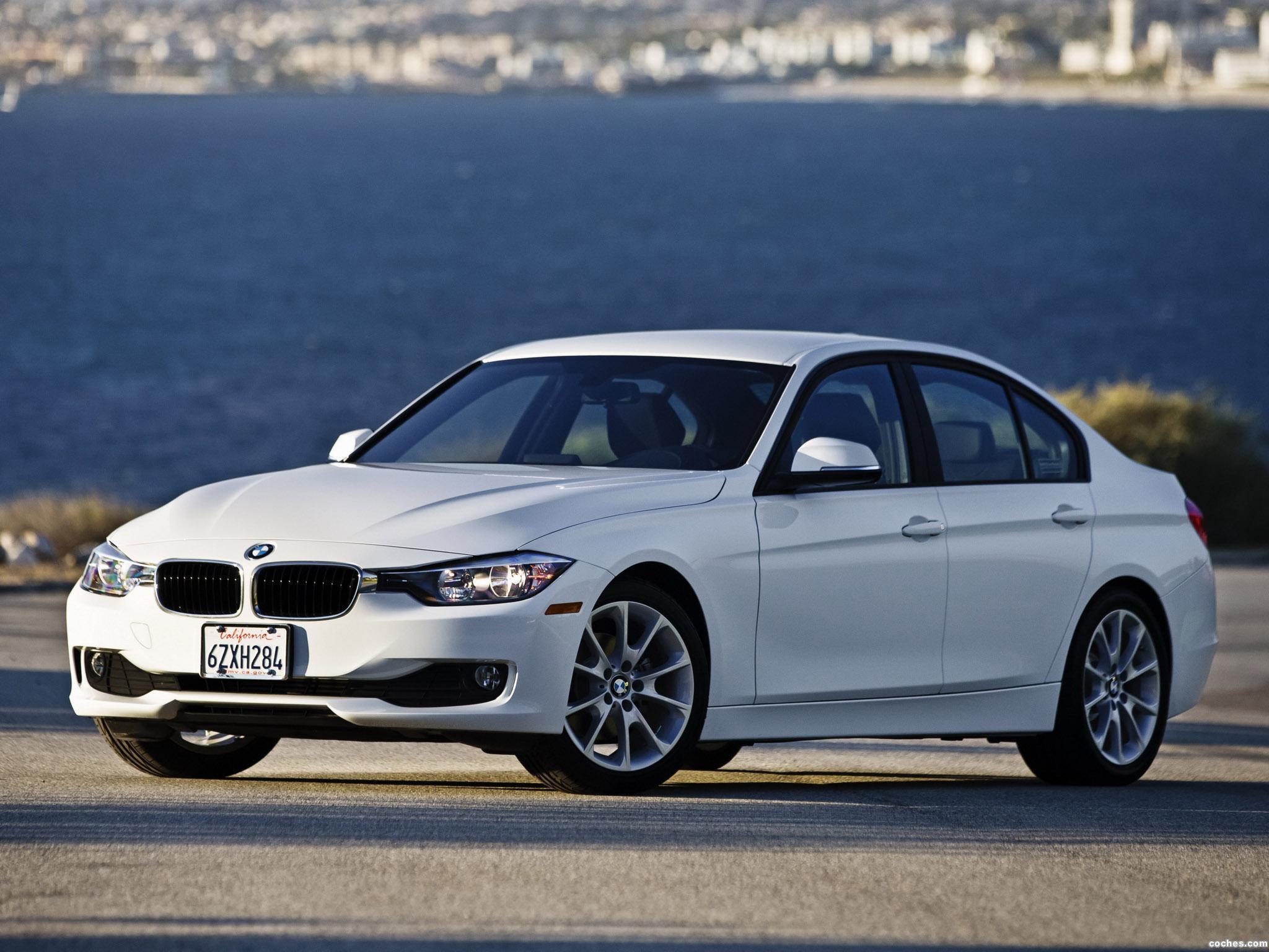 Foto 13 de BMW Serie 3 320i Sedan F30 USA 2013