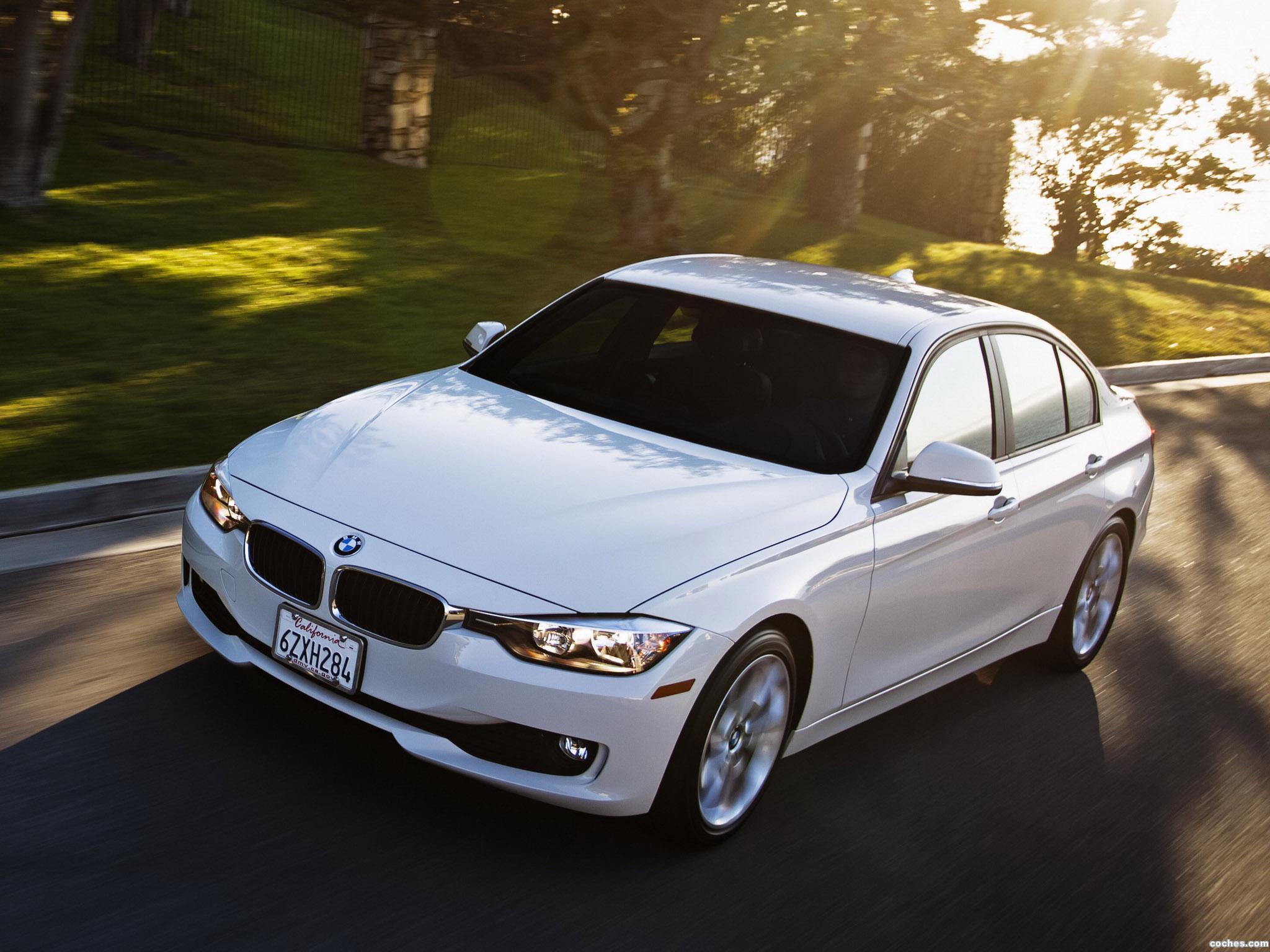 Foto 12 de BMW Serie 3 320i Sedan F30 USA 2013