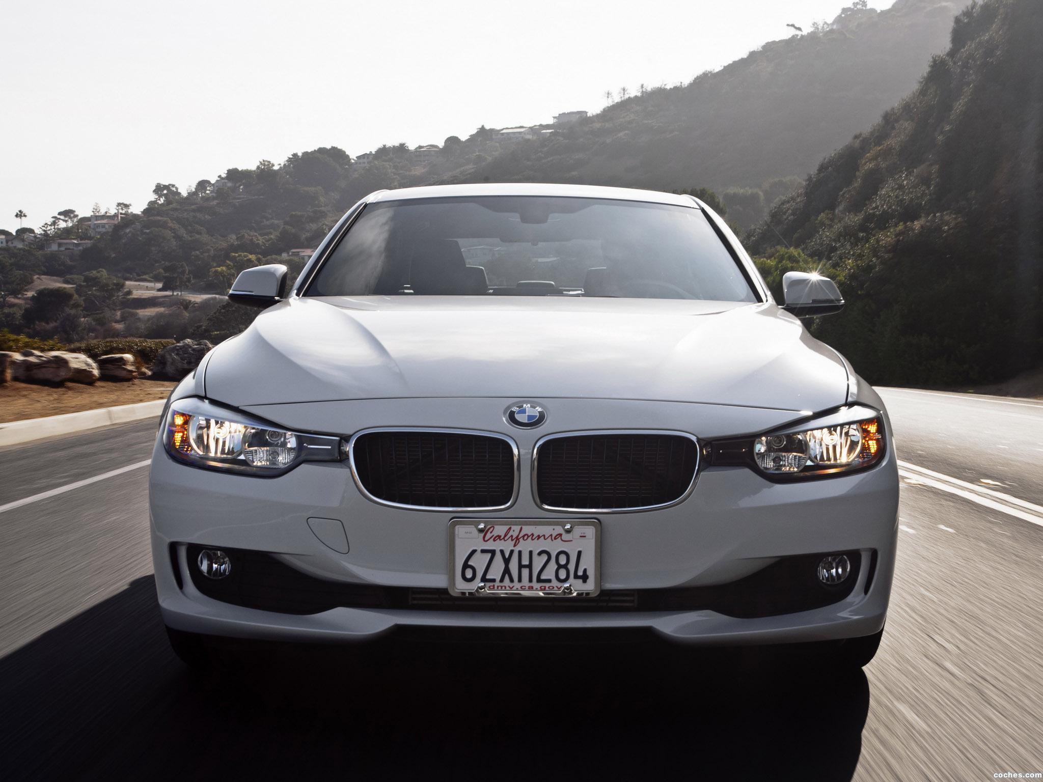 Foto 11 de BMW Serie 3 320i Sedan F30 USA 2013