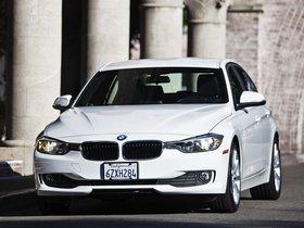 Ver foto 3 de BMW Serie 3 320i Sedan F30 USA 2013