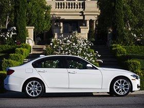 Ver foto 2 de BMW Serie 3 320i Sedan F30 USA 2013