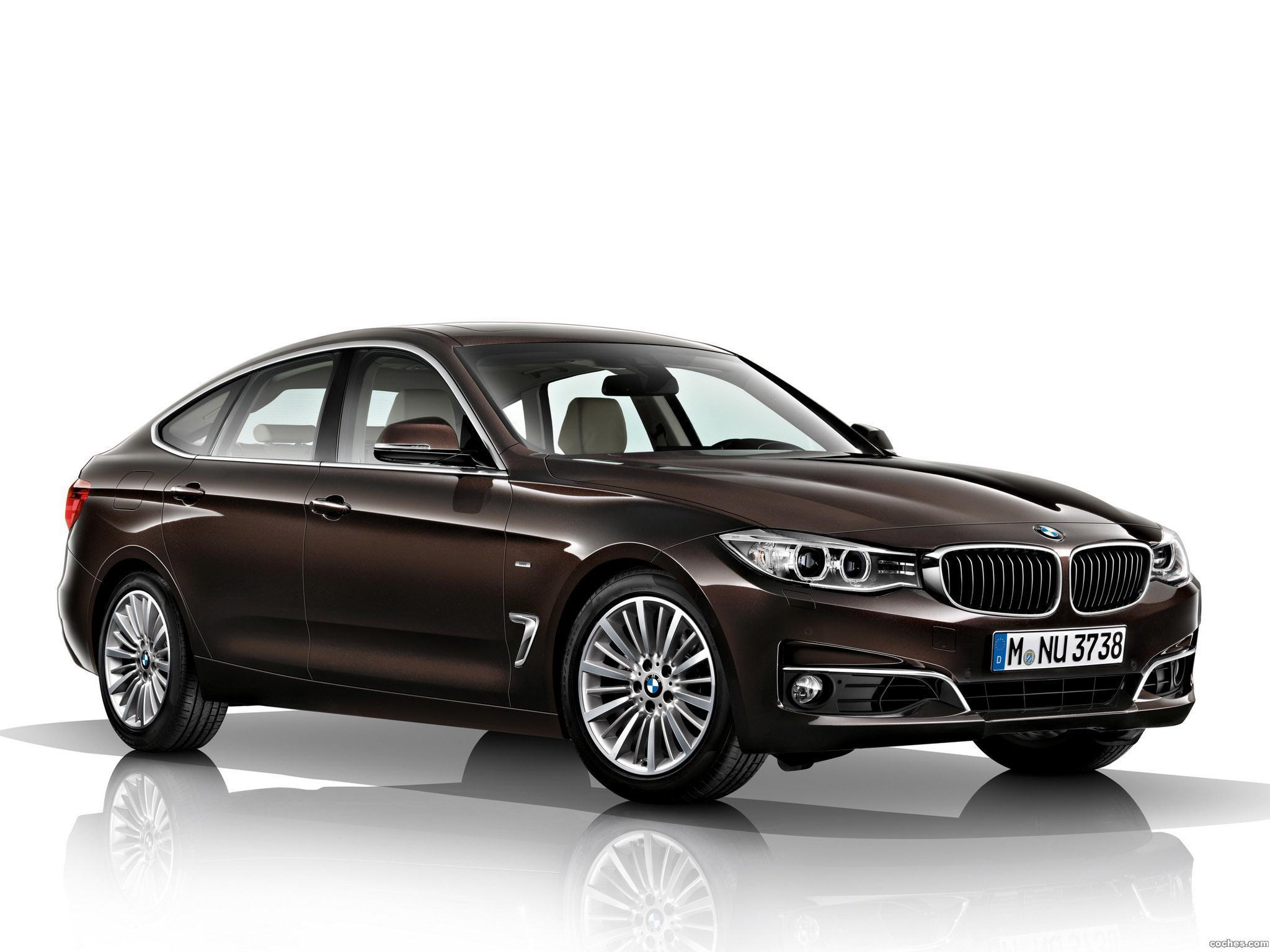 Foto 0 de BMW Serie 3 328i Gran Turismo Luxury Line F34 2013