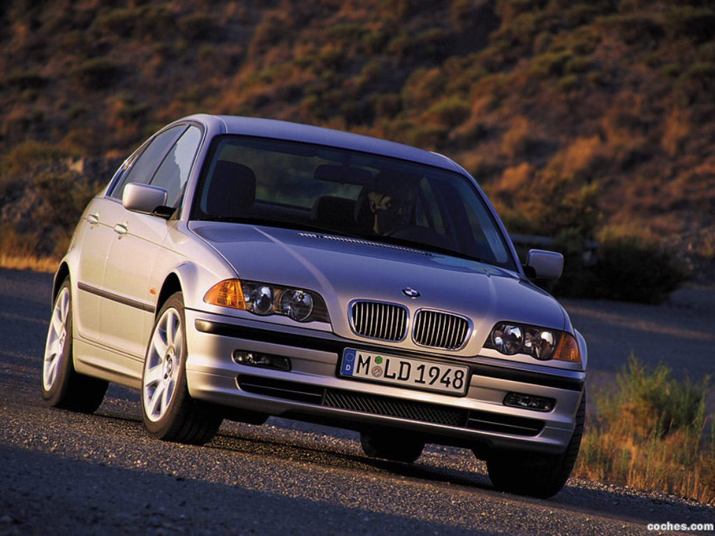 fotos de bmw serie 3 e46 328i sedan 1998. Black Bedroom Furniture Sets. Home Design Ideas