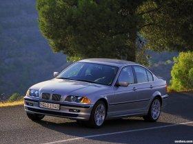 Ver foto 6 de BMW Serie 3 E46 328i Sedan 1998
