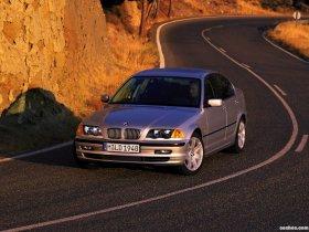 Ver foto 4 de BMW Serie 3 E46 328i Sedan 1998