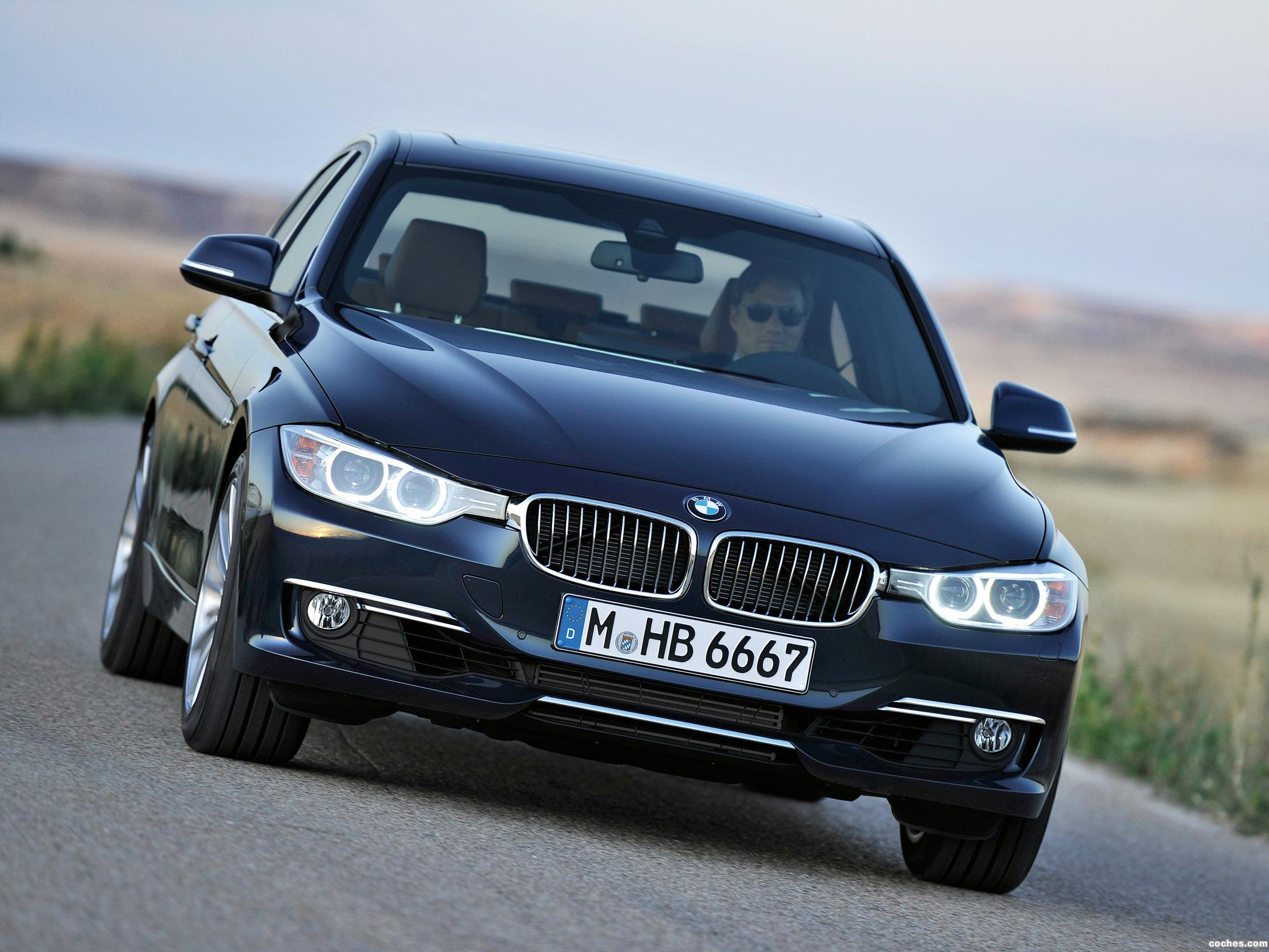 Foto 0 de BMW Serie 3 328i Sedan Luxury Line F30 2012