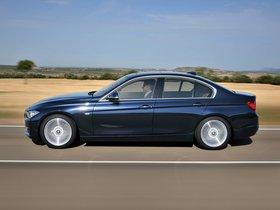 Ver foto 11 de BMW Serie 3 328i Sedan Luxury Line F30 2012