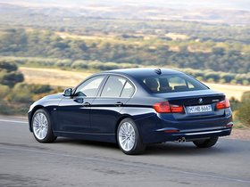 Ver foto 10 de BMW Serie 3 328i Sedan Luxury Line F30 2012