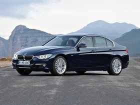 Ver foto 9 de BMW Serie 3 328i Sedan Luxury Line F30 2012