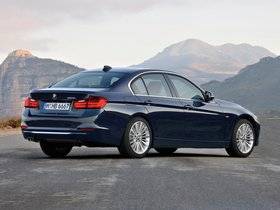 Ver foto 7 de BMW Serie 3 328i Sedan Luxury Line F30 2012