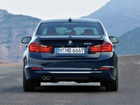 Ver foto 6 de BMW Serie 3 328i Sedan Luxury Line F30 2012