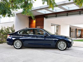 Ver foto 5 de BMW Serie 3 328i Sedan Luxury Line F30 2012