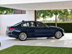 Ver foto 4 de BMW Serie 3 328i Sedan Luxury Line F30 2012