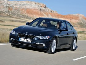 Ver foto 3 de BMW Serie 3 328i Sedan Luxury Line F30 2012