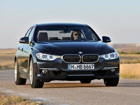 Ver foto 2 de BMW Serie 3 328i Sedan Luxury Line F30 2012