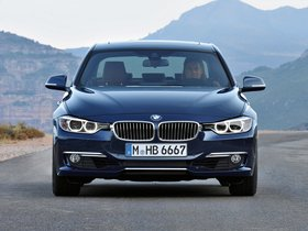 Ver foto 14 de BMW Serie 3 328i Sedan Luxury Line F30 2012