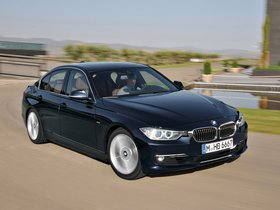 Ver foto 12 de BMW Serie 3 328i Sedan Luxury Line F30 2012