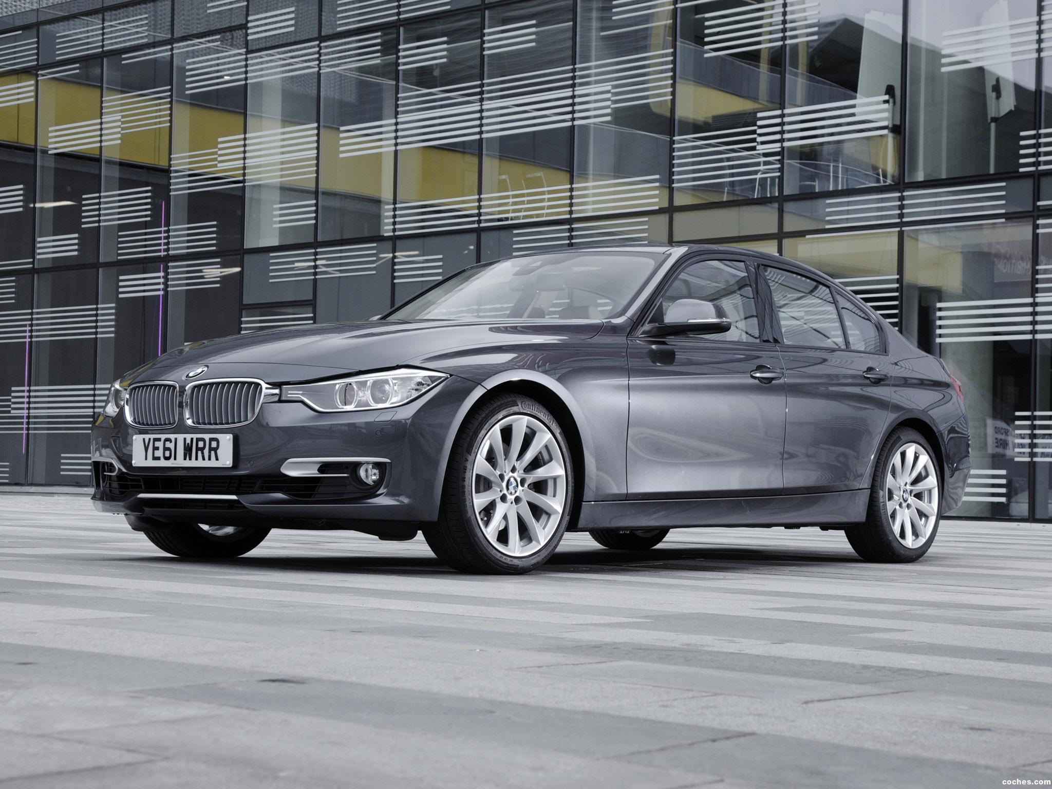 Foto 6 de BMW Serie 3 328i Sedan Modern Line F30 UK 2012