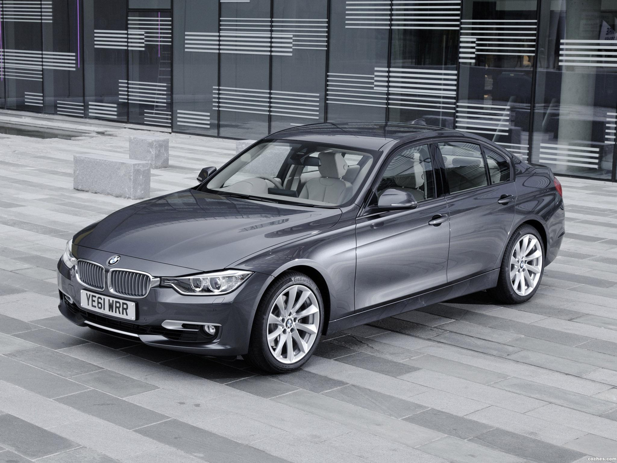 Foto 5 de BMW Serie 3 328i Sedan Modern Line F30 UK 2012