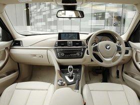 Ver foto 10 de BMW Serie 3 328i Sedan Modern Line F30 UK 2012