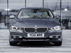 Ver foto 5 de BMW Serie 3 328i Sedan Modern Line F30 UK 2012