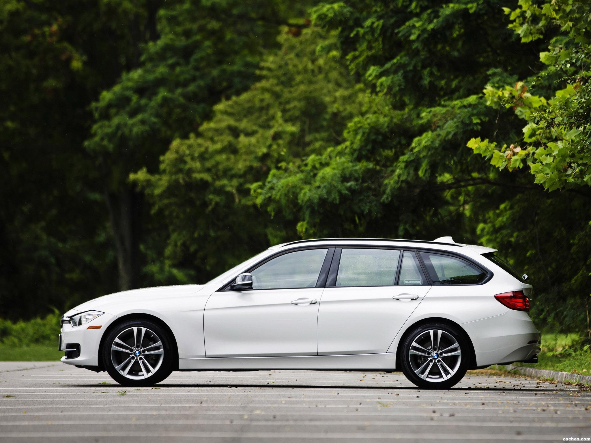 Foto 7 de BMW Serie 3 328i Touring Drive F31 USA 2013
