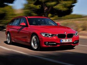 Ver foto 1 de BMW Serie 3 Touring 328i Sport Line F31 2012