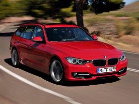 Ver foto 5 de BMW Serie 3 Touring 328i Sport Line F31 2012