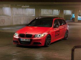 Ver foto 7 de BMW Serie 3 330d BBM Motorsport E91 2013