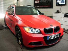 Ver foto 6 de BMW Serie 3 330d BBM Motorsport E91 2013