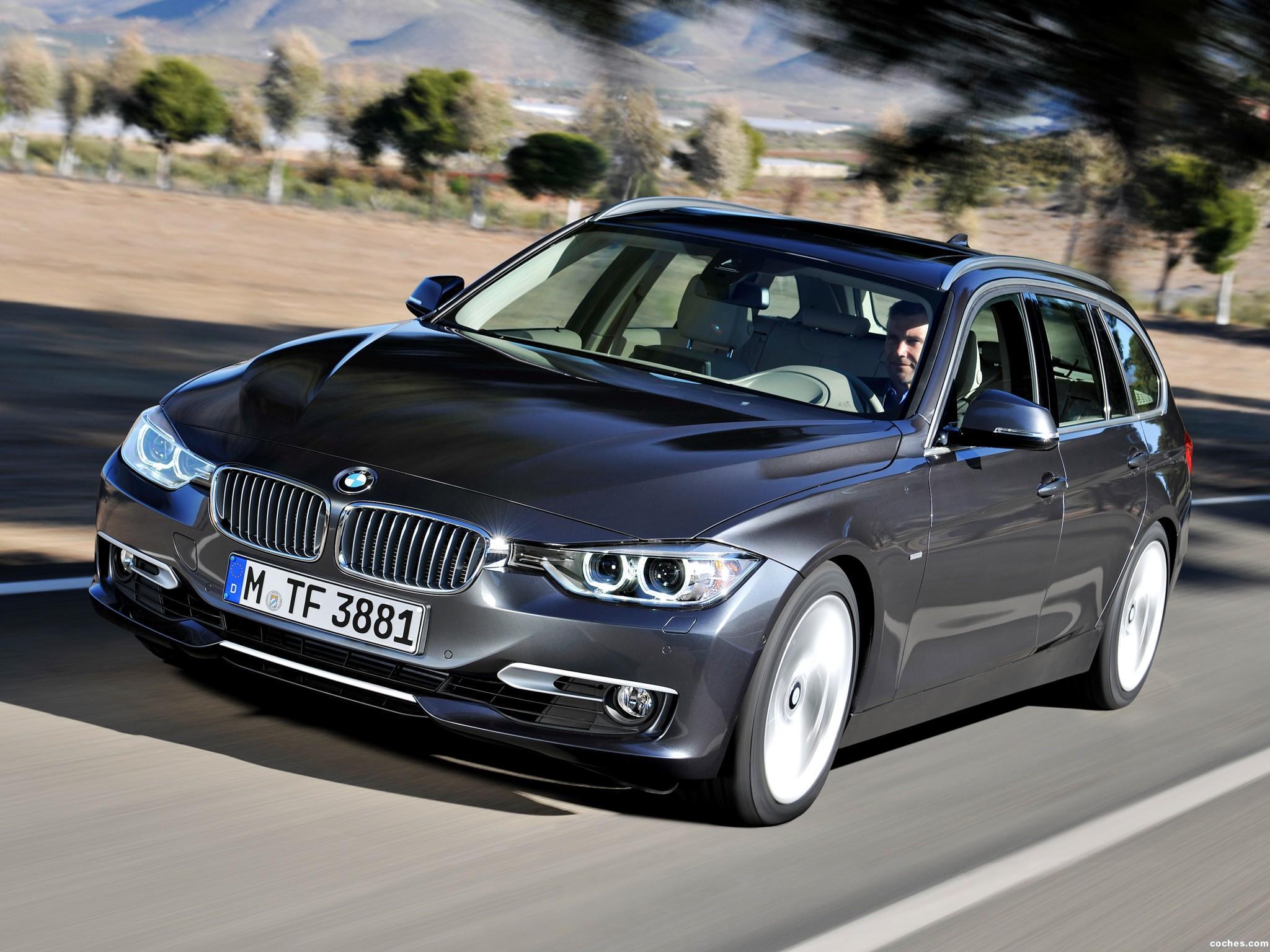 Foto 0 de BMW Serie 3 Touring 330d F31 2012