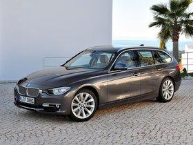 Ver foto 12 de BMW Serie 3 Touring 330d F31 2012