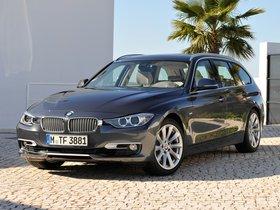 Ver foto 9 de BMW Serie 3 Touring 330d F31 2012