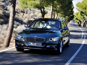 Ver foto 8 de BMW Serie 3 Touring 330d F31 2012