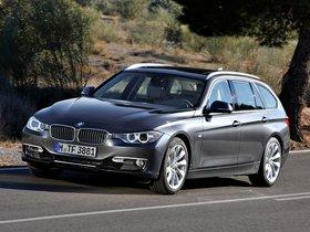 Ver foto 7 de BMW Serie 3 Touring 330d F31 2012