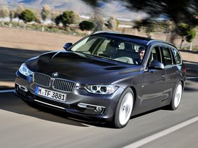 Fotos de BMW Serie 3 Touring 330d F31 2012