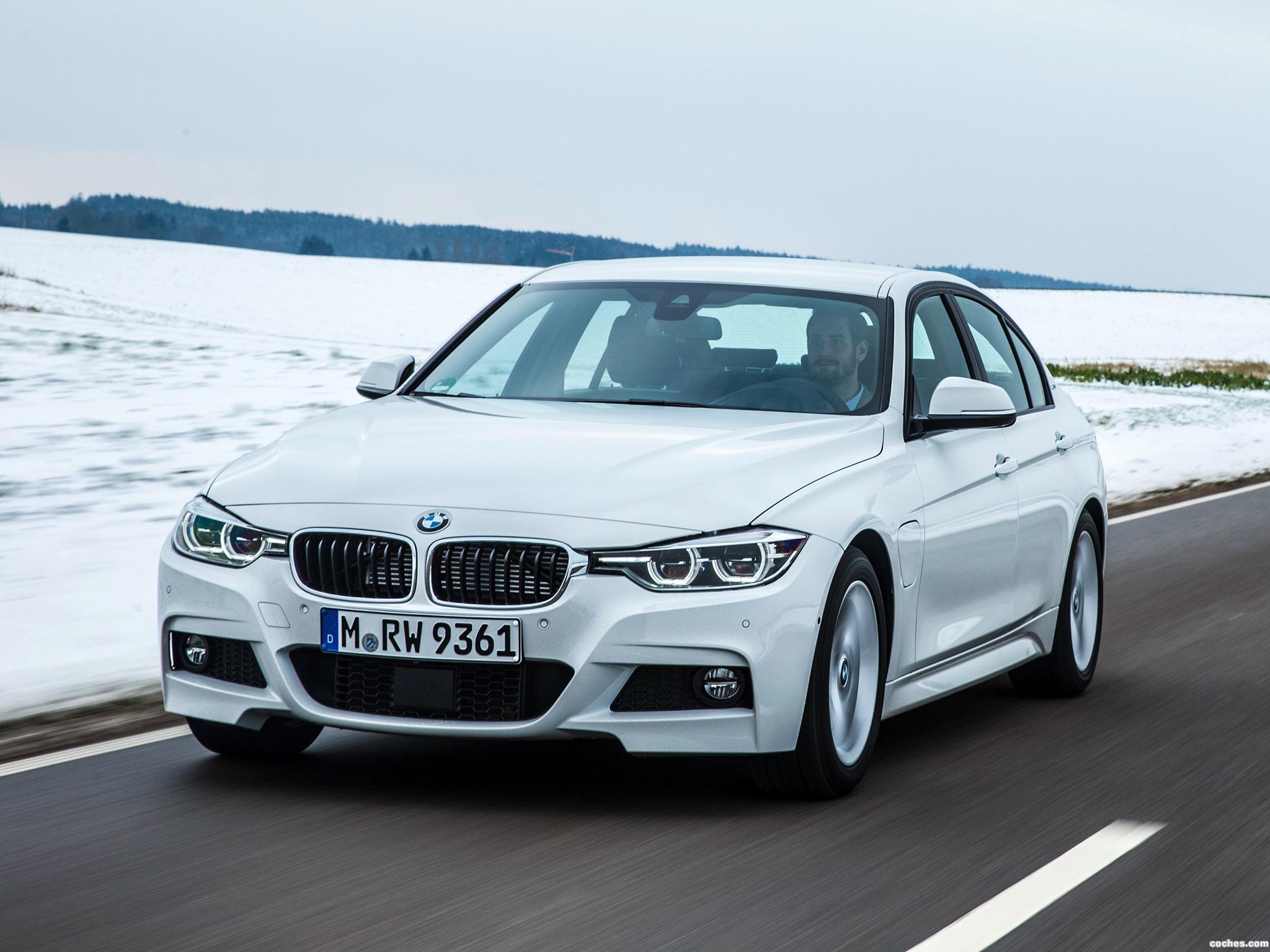 Foto 18 de BMW Serie 3 330e M Sport F30 2016
