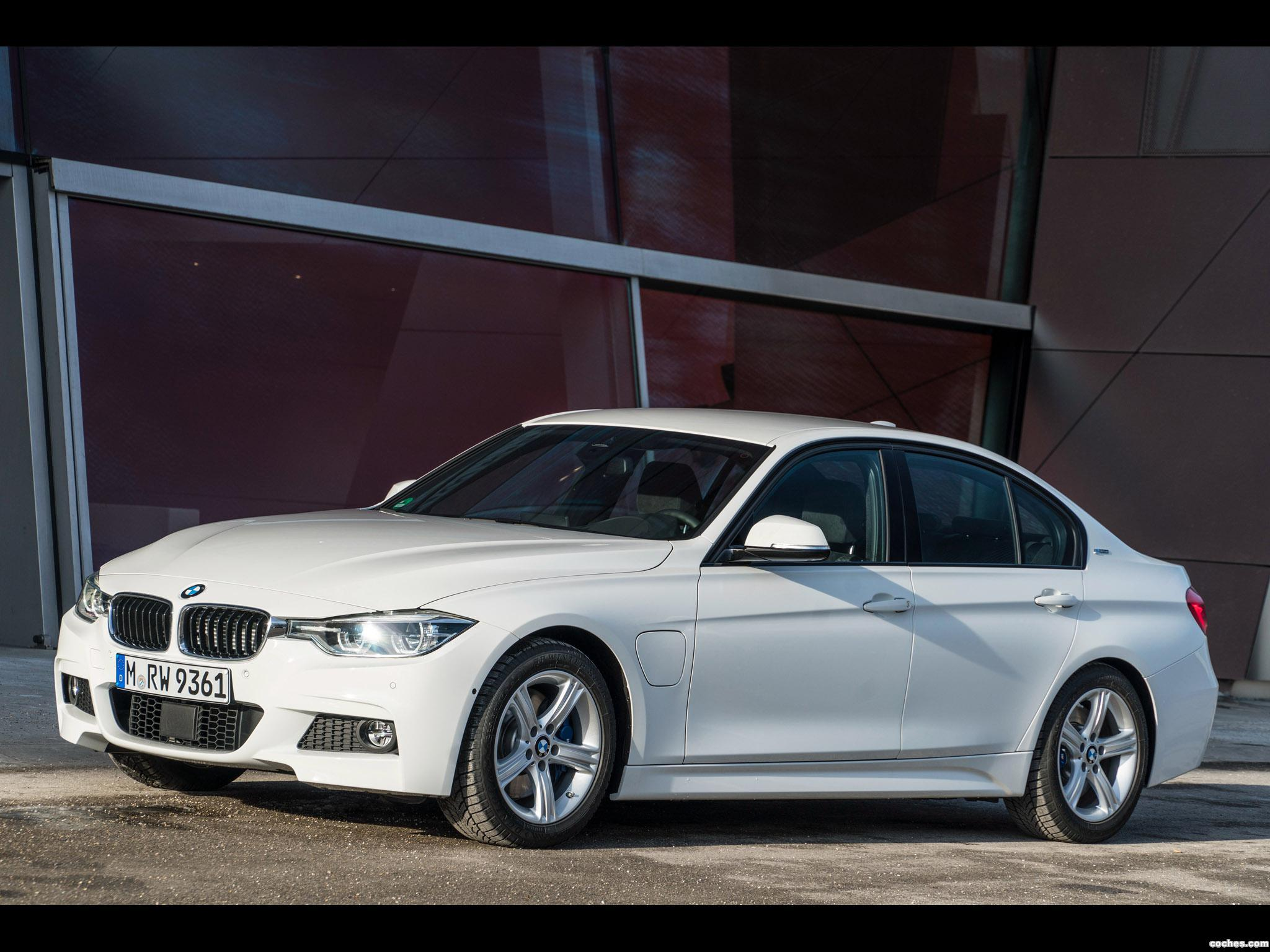Foto 10 de BMW Serie 3 330e M Sport F30 2016