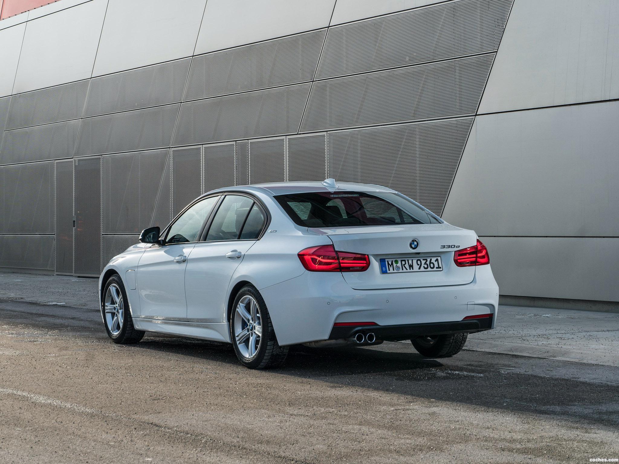 Foto 9 de BMW Serie 3 330e M Sport F30 2016