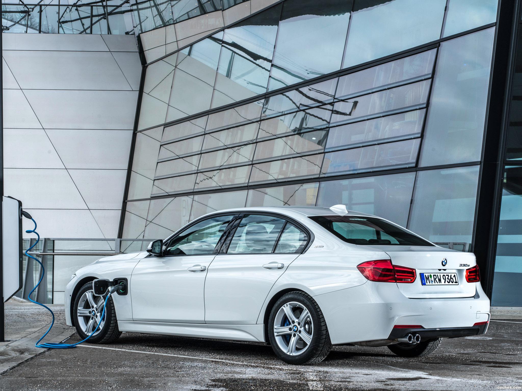 Foto 7 de BMW Serie 3 330e M Sport F30 2016