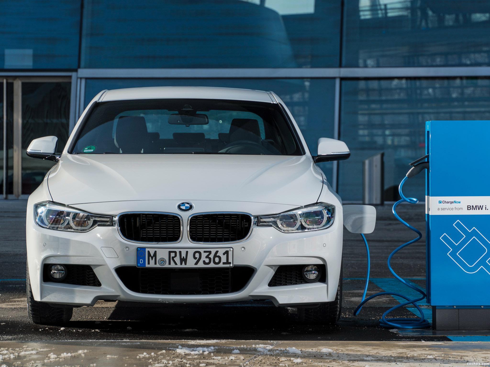 Foto 6 de BMW Serie 3 330e M Sport F30 2016