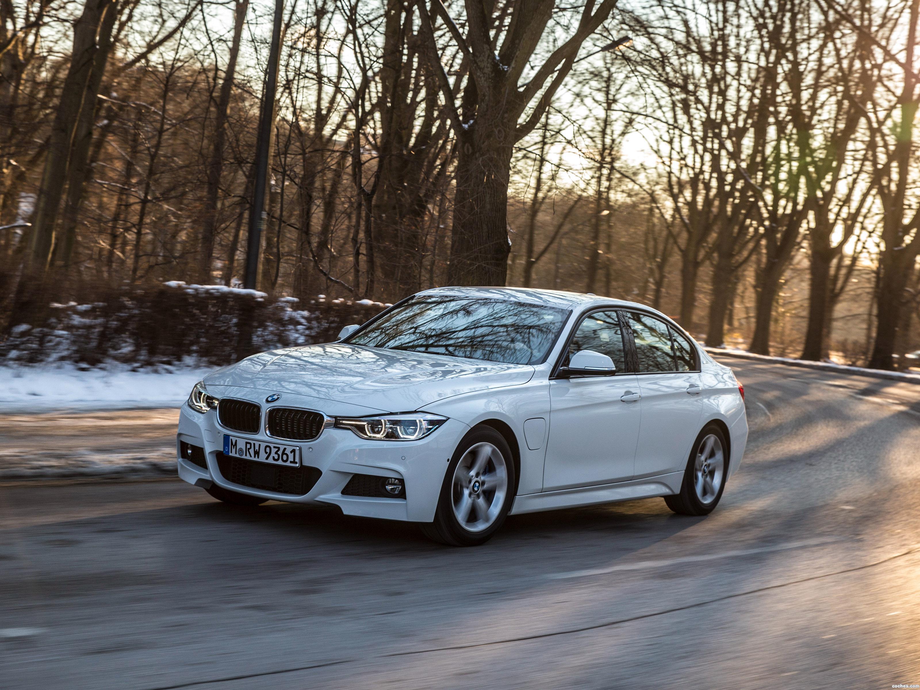 Foto 0 de BMW Serie 3 330e M Sport F30 2016