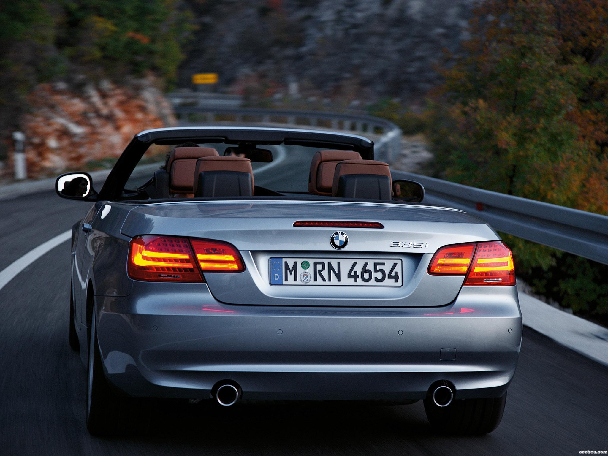 Foto 9 de BMW Serie 3 Cabrio E93 2010
