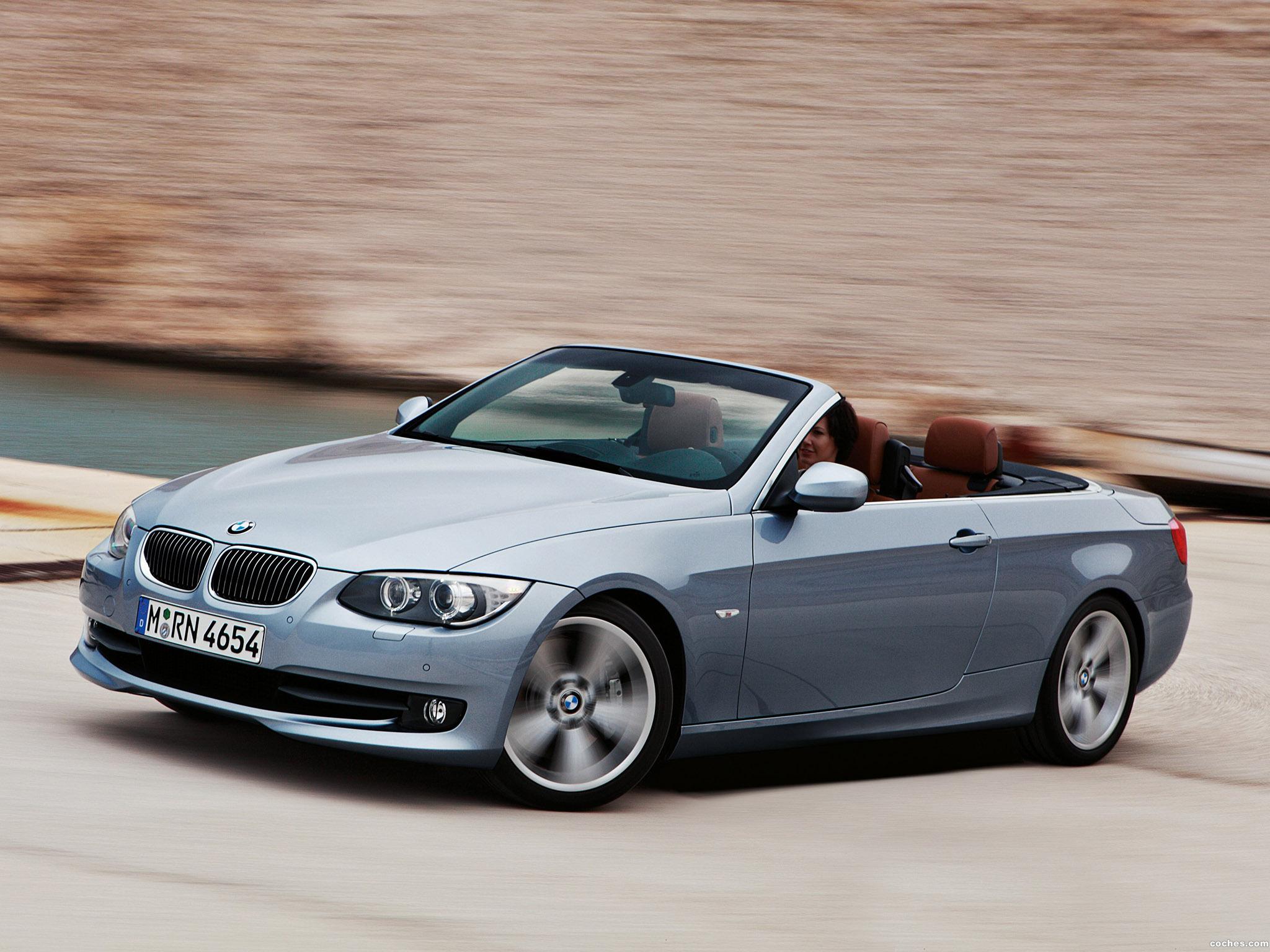 Foto 6 de BMW Serie 3 Cabrio E93 2010