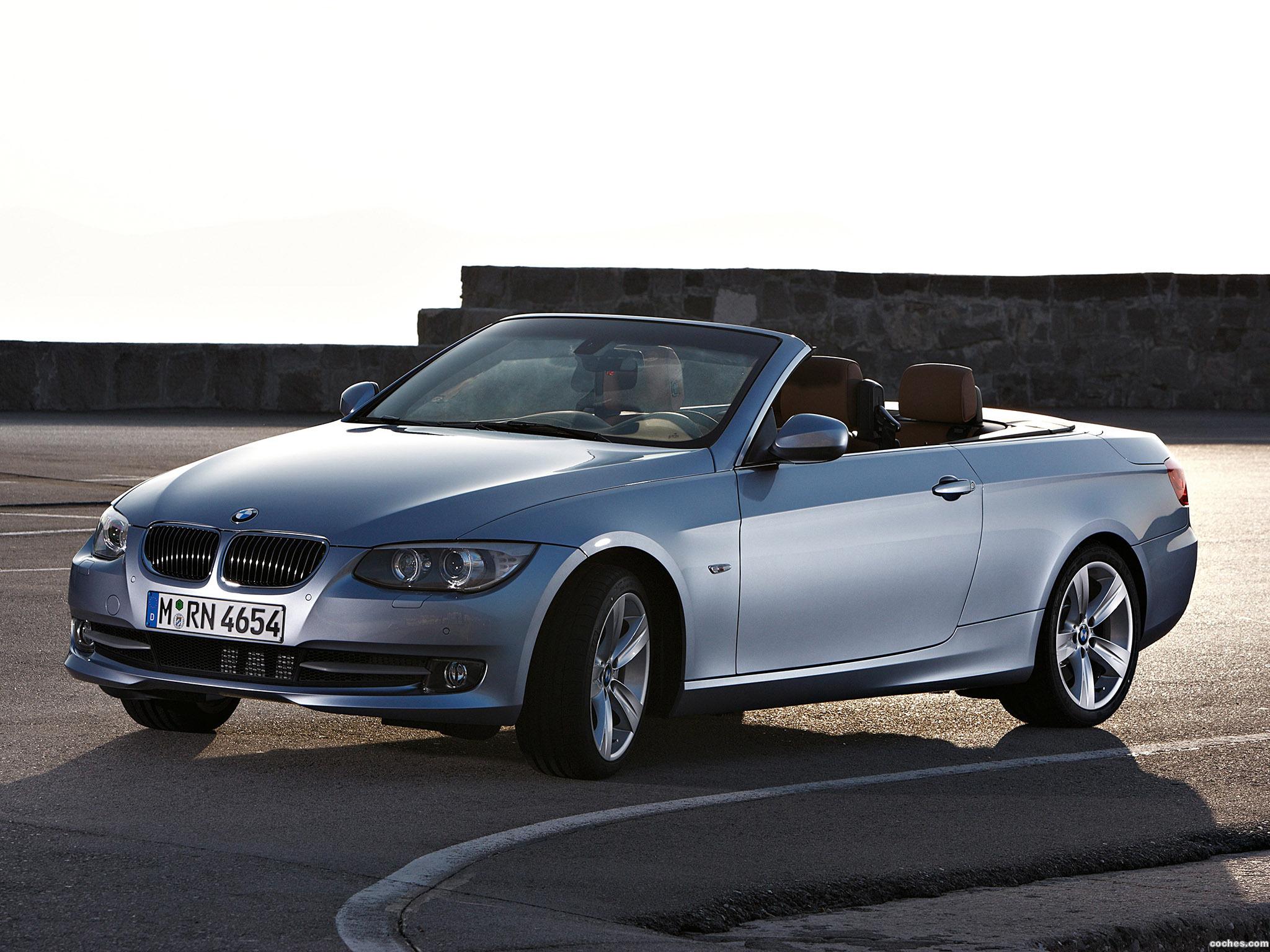 Foto 5 de BMW Serie 3 Cabrio E93 2010