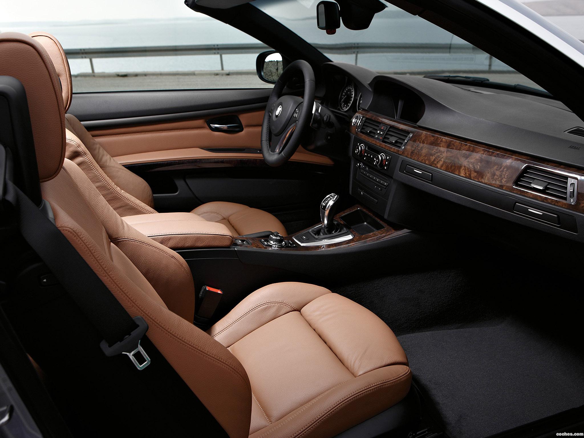 Foto 19 de BMW Serie 3 Cabrio E93 2010