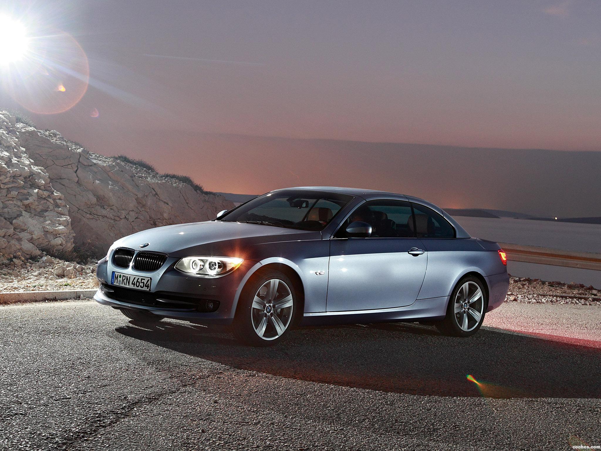 Foto 1 de BMW Serie 3 Cabrio E93 2010