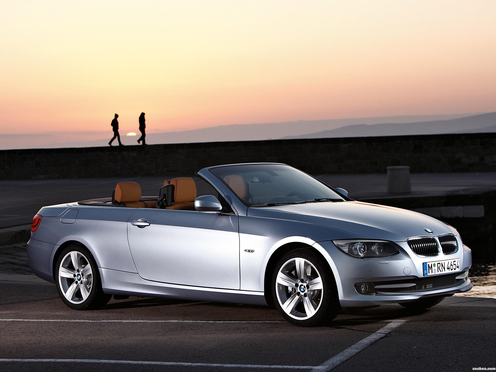 Foto 0 de BMW Serie 3 Cabrio E93 2010
